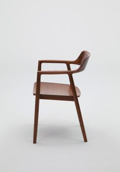 NAOTO FUKASAWA, HIROSHIMA CHAIR: video of the furniture production at link.