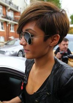 Looking Short Haircuts Style - Hairstyles, Easy Hairstyles For Girls