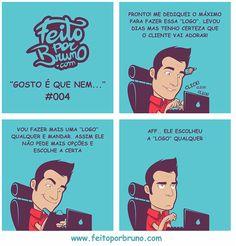 Vida de freelancer em quadrinhos: feitoporbruno.com
