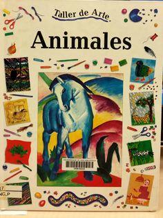 Los niños aprenderán cómo crear imágenes de los animales impresionantes y modelos en el estilo de artistas como Henri Rousseau y Stanley Spencer, así como pintores rupestres. Las fotos a todo color e ilustraciones destacan estas actividades de arte .