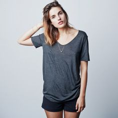 I just checked out the the ryan pocket tee at Everlane.  This one's my favorite, only $25!