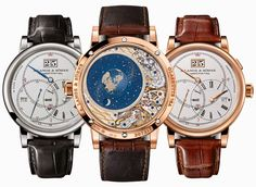 A. Lange & Söhne Richard Lange Perpetual Calendar TerraLuna – Collection