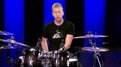 Rock Drum Fills - Free Beginner Drum Lessons (Part #1 of 5)