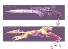 Weapon adopts 5 (CLOSED) by Epic-Soldier.deviantart.com on @DeviantArt