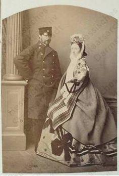 Princess Alice of the United Kingdom and Louis IV, Grand Duke of Hesse.