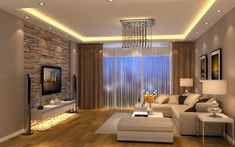 7 Inspirational Living Room Designing Ideas For New Year