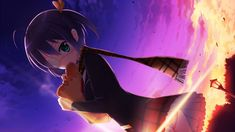Anime Love, Chunibyo & Other Delusions Rikka Takanashi Wallpaper