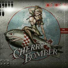"""""""Cherry Bomber"""""""