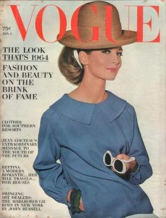 Vogue January 1 1964