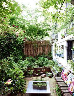 Chez Cécile Daladier et Nicolas Soulier (photo Marie-Claire Maison)