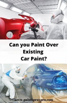 car painting To try and save a lot of effort and time, you might be tempted to paint over your the existing paint on your car to eliminate the prep steps. Do you HAVE to remove old paint before repainting a car Car Paint Repair, Car Spray Paint, Car Paint Jobs, Automotive Engineering, Engineering Schools, Automotive Industry, Automotive Design, Best Paint Sprayer, Auto Body Work