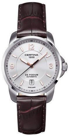 37ffa739de48 Certina Watch DS Podium Automatic C001.407.16.037.01 Watch