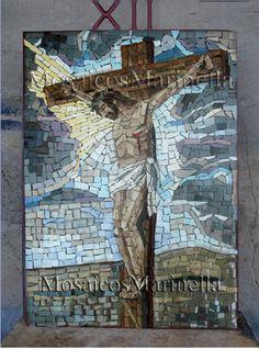 Via Sacra em Estilo Bizantino