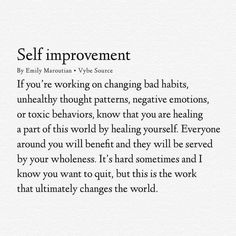 Self improvement//Self care//Self love. Motivacional Quotes, Quotes Dream, Words Quotes, Wise Words, Sayings, Grind Quotes, Wisdom Quotes, Self Love Quotes, Quotes To Live By