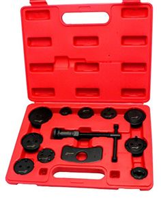 Motivx Tools 12 Piece Brake Caliper Wind Back Tool Set for Disk Brake Pad Replacement. For product info go to:  https://www.caraccessoriesonlinemarket.com/motivx-tools-12-piece-brake-caliper-wind-back-tool-set-for-disk-brake-pad-replacement/