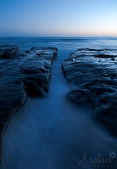 ˚La Jolla Twilight - California