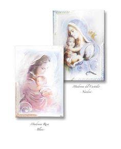 Madonna con Bambino Tele Materiche