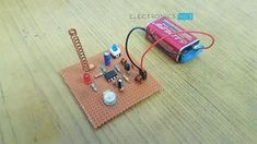 Get complete knowledge on mobile phone jammer circuit and its working. This circuit works in the range of and blocks the signals of cell phones. Electronics Basics, Electronics Projects, Sandro, Simple Arduino Projects, Arduino Programming, Electronic Circuit Projects, Simple Mobile, Diy Cnc, Electrical Engineering