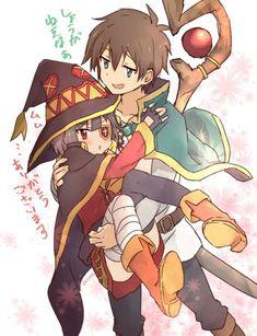 💥💥💥💥💥 - - Anime:Konosuba blessings on this wonderful world - - Artist:banchii - - Anime Girl Cute, Kawaii Anime Girl, Cute Anime Couples, Anime Art Girl, Konosuba Anime, Anime Life, Megumin Explosion, Konosuba Wallpaper, Cute Pokemon Wallpaper