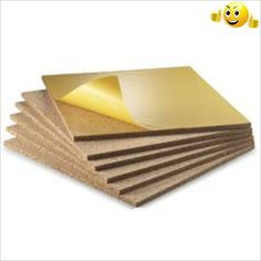 #supersaver 3/8 #inch Cork Wall Tile Squares are 3/8 inch thick x 12 inch x 12 inch self-adhesive cork squares made from natural cork. Each cork wall tile is 1 s...