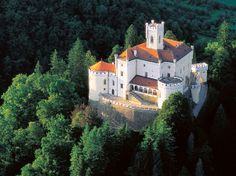 Visit Trakošćan Castle, one of the most well preserved castles in all of Croatia dating back to the 13th century. http://activetravel.com.au/top-5-destinations-visit-2014/