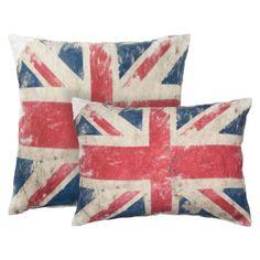 Brit Cushion - Cushions - Living Room - United Kingdom