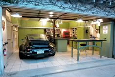 the Garage. My dream garage. whos wants to build it for me lol