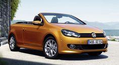 #Volkswagen Golf Cabriolet 2015 !