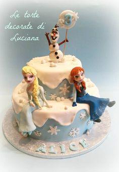 le torte decorate di luciana