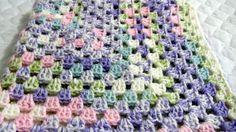 Spun Sugar Stripe Crochet Baby Afghan Blanket by kalliescotton Baby Afghan Crochet, Baby Afghans, Etsy Handmade, Handmade Gifts, Afghan Blanket, Spinning, Sugar, Embroidery, Creative