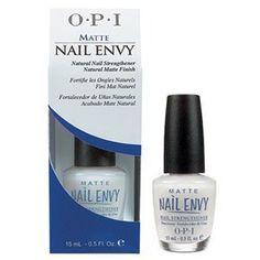 OPI Nail Polish Matte Nail Envy NTT82 Nail Strengthener >>> Want additional info? Click on the image.