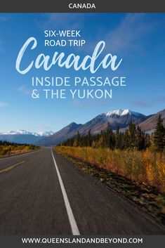 Part 1 of our absolutely awesome Canada road trip. We started in Vancouver and headed north, travelling up the Inside Passage and ended up in the Yukon. Backpacking Canada, Canada Travel, Quebec, Montreal, Toronto, Yukon Canada, Western Canada, Canada North, Airlie Beach