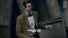 Doctor Who?The 50th Anniversary BBC One Trailer. IS THIS THE ACTUAL TRAILER.  If we knew his name, we might have a clue to all this....