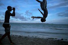 David Alan Harvey: Capoeira Practice
