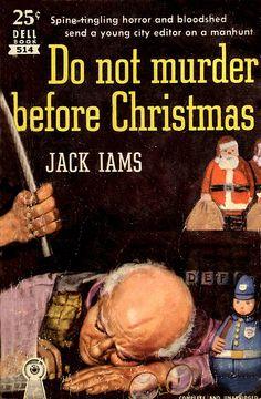Do Not Murder Before Christmas