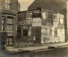 Gillygate, York, 1902