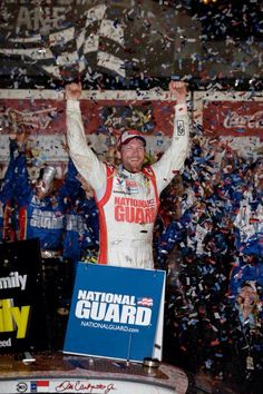 from Chris Clark WCNC Congrats to Dale Earnhardt Jr on winning the 2014 Daytona 500!
