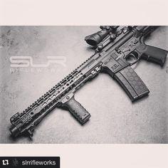 #Repost @slrrifleworks with @repostapp. ・・・ #slrrifleworks #cqmgroup #igmilitia #weaponsdaily #dailybadass #gunsbadassery #nfafanatics #gunporn #sickguns #weaponsfanatics #dtom #gunsdaily #AR10 #ar15 #blackrifle #nfa #sbr #pistol #suppressed #suppressor #fullauto #rifle #guns #merica #pewpewpew #iheartsuppressors Available for purchasing at - https://www.segsuppressors.com/products/300-blackout.html