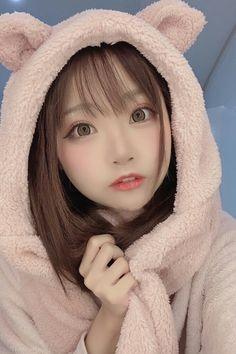 Cute Japanese Girl, Cute Korean Girl, Cute Asian Girls, Cute Girls, Cute Kawaii Girl, Cute Girl Face, Kawaii Anime Girl, Cute Cosplay, Cosplay Girls