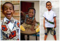 Baby Boy Ankara Styles To Get Your Liittle Man - AfroCosmopolitan