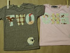 Barnyard Farm Animal Birthday Shirt Organic Blend perfect for boys and girls Farm Party.