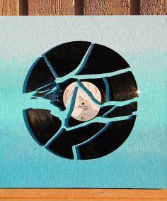 Tattooed-Martha-Broken-Record-Ombre-Wall-Art-9 (2)