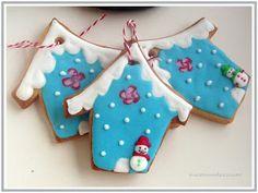 mi cocina de azucar: Galletas navideñas