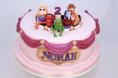 Flour and Fondant: Norah and the Muppets!