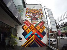 Nice piece @rukkit (globalstreetart.com/rukkit)  #globalstreetart #streetart #graff #walls #murals