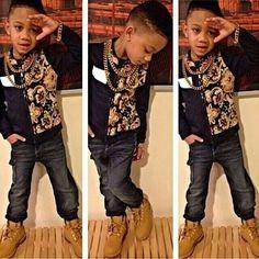 Lil man swag. Kids fashion