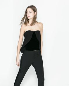 COMBINED TOP from Zara -XS