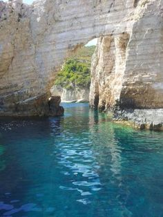 **Keri Caves (caves, swimming, turtles) - Limni Keri, Zakynthos
