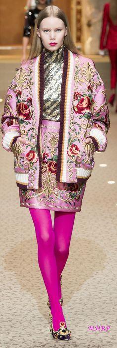 Dolce & Gabbana Fall 2018