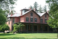 """""""Reed's Read"""": Travel Treasures Close to Home: Ohio's President Rutherford B. Hayes home in Fremont, OH"""